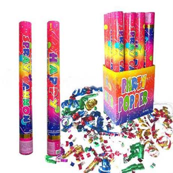 Party Poppers Big Size